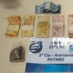 AÇÕES POLICIAIS – PM prende suspeito de liderar tráfico em comunidade de Araruama