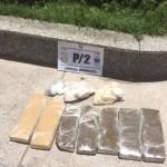 AÇÕES POLICIAIS – Homem é preso com 10 Kg de maconha em Cabo Frio