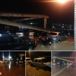 SÃO PEDRO DA ALDEIA – Chuva forte causa danos em São Pedro da Aldeia