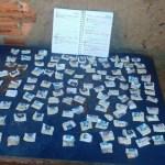 AÇÕES POLICIAIS – Mulher é detida com crack e cocaína após denúncia em Cabo Frio