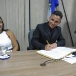 POLÍTICA – Claudio Chumbinho e Mauro Lobo são empossados em São Pedro da Aldeia