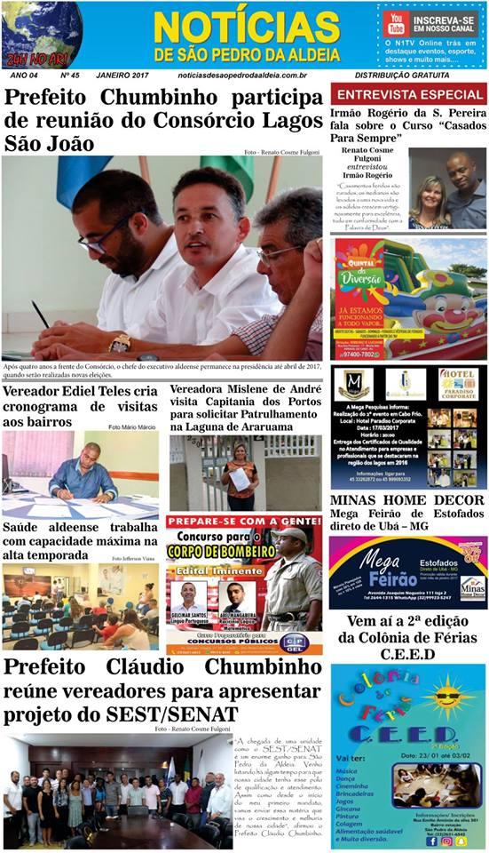 Notícias de São Pedro da Aldeia