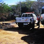 SÃO PEDRO DA ALDEIA – Incêndio atinge área de preservação ambiental em São Pedro da Aldeia