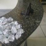AÇÕES POLICIAIS – Suspeito de tráfico se fere em troca de tiros com a PM em Cabo Frio