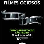 SÃO PEDRO DA ALDEIA – Cine Estação recebe mostra cinematográfica na próxima sexta-feira (31)