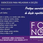 FONO DEYSI MARANO – Confira três dicas para melhorar a dicção vocal