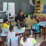 """SÃO PEDRO DA ALDEIA – Programa """"Saúde na Escola"""" atende alunos da Zona Rural de São Pedro da Aldeia"""