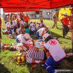 Simulação de explosão e incêndio encerra 1º Seminário de Órgãos de Resposta em São Pedro da Aldeia