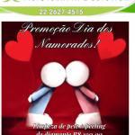 FISIOTRAUMA FISIOTERAPIA E ESTÉTICA – Promoção do Dia dos Namorados