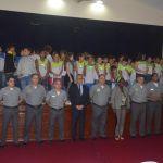 SÃO PEDRO DA ALDEIA – Prefeitura de São Pedro da Aldeia participa da abertura do Projeto Forças no Esporte na BAeNSPA
