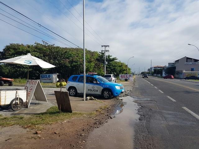 CABO FRIO - Escolas e postos de saúde fecham após morte em comunidade de Cabo Frio
