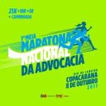 ESPORTE – Rio vai sediar a 1ª Meia Maratona Nacional da Advocacia