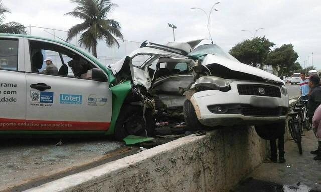 ACIDENTE - Quatro pessoas morrem e seis ficam feridas em acidente em Macaé
