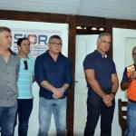 Deputado federal Julio Lopes visita a Defesa Civil de São Pedro da Aldeia