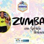 """SÃO PEDRO DA ALDEIA – Projeto """"Movimenta São Pedro"""" oferece aulas gratuitas de Zumba no bairro Poço Fundo"""