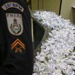 AÇÕES POLICIAIS – Polícia apreende drogas e radiotransmissor em Araruama
