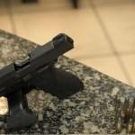 AÇÕES POLICIAIS – Homem é detido com pistola no bairro Jacaré, em Cabo Frio