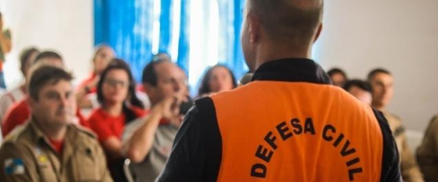 SÃO PEDRO DA ALDEIA - CURSO DE FORMAÇÃO DE APROVADOS EM CONCURSO PÚBLICO PARA DEFESA CIVIL COMEÇA NESTA SEGUNDA (22)