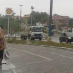 Chuva provoca transtornos em São Pedro da Aldeia, Iguaba e na Região Serrana de Macaé