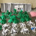 AÇÕES POLICIAIS – Polícia Militar apreende 570 cápsulas de cocaína em São Pedro da Aldeia