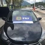 AÇÕES POLICIAIS – Suspeita de alugar carro há dois anos e não devolver é detida na BR-101