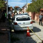 ARRAIAL DO CABO – Guarda quebra o pescoço e morre ao tentar abrir e ficar preso no portão de casa