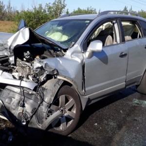 ACIDENTE – Duas pessoas morrem e outras duas ficam gravemente feridas após colisão entre carros em Cabo Frio