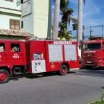 CABO FRIO – Vazamento em botijão de gás de pousada para idosos mobiliza Bombeiros de Cabo Frio