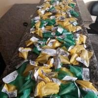 AÇÕES POLICIAIS – Jovem é detido com 125 pinos de cocaína em Cabo Frio