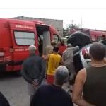 ACIDENTE – Colisão entre carro e caminhão deixa homem ferido na RJ-140, em São Pedro da Aldeia