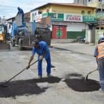 SÃO PEDRO DA ALDEIA – Estrada do Alecrim recebe operação tapa-buracos