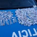 AÇÕES POLICIAIS – Jovens são flagrados com drogas no bairro Rasa, em Búzios
