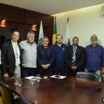 SÃO PEDRO DA ALDEIA – SECRETÁRIOS MUNICIPAIS SE REÚNEM COM REPRESENTANTES DA SUPERINTENDÊNCIA REGIONAL DO BANCO DO BRASIL