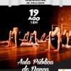 EVENTO – AULA PÚBLICA DE DANÇA ANIMA TEATRO MUNICIPAL DE SÃO PEDRO DA ALDEIA NESTE DOMINGO (19)