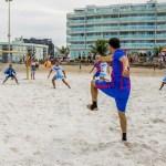 ESPORTE – Dia dos Pais com muitos gols no futebol de praia de Cabo Frio