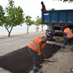 SÃO PEDRO DA ALDEIA – Bairros aldeenses recebem operação tapa-buracos