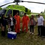 CABO FRIO – Equipe do Programa Estadual de Transplantes faz captação de órgãos em Cabo Frio