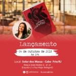 LITERATURA – Poetisa Lorena Brites lança livro 'Avesso Reverso' em Cabo Frio