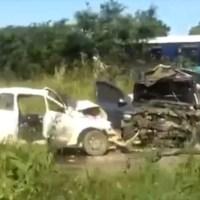 ACIDENTE – Acidente entre carros deixa um morto e dois feridos na RJ-106, em São Pedro da Aldeia