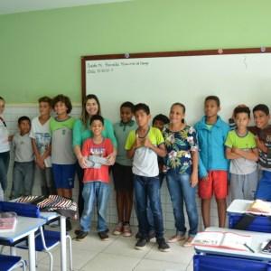 SÃO PEDRO DA ALDEIA – Programa Saúde na Escola chega a escolas dos bairros Alecrim e Cruz
