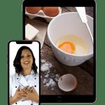 Curso Doce Gourmet com Clarissa Costa