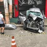 ACIDENTE – Motorista morre após carro bater em anteparo em Rio das Ostras