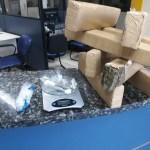 AÇÕES POLICIAIS – Homens são presos com carga de maconha em São Pedro da Aldeia