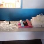 AÇÕES POLICIAIS – PM aprende maconha, cocaína e radiotransmissor em Cabo Frio