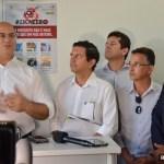 PREFEITO CLÁUDIO CHUMBINHO SE REÚNE COM GOVERNADOR WILSON WITZEL
