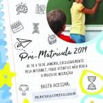 SÃO PEDRO DA ALDEIA – Começa período de pré-matrícula para as escolas da rede municipal de São Pedro da Aldeia