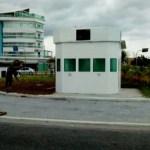 REGIÃO DOS LAGOS – Cabine blindada da Polícia Militar é inaugurada em Rio das Ostras
