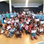 CABO FRIO – Secretaria de Esporte e Lazer promove festa de encerramento das Colônias de Férias de Verão