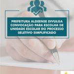 SÃO PEDRO DA ALDEIA – Prefeitura aldeense divulga convocação para escolha de unidade escolar do Processo Seletivo