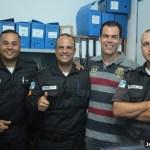 SÃO PEDRO DA ALDEIA – Secretário de Educação aldeense se reúne com comando da Polícia Militar